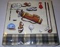 Servetten Golf / Schots