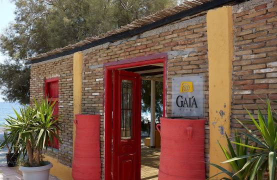Gaia Estate: de winery op Santorini